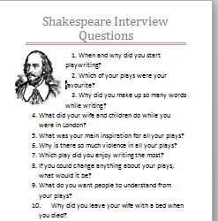 shakespeares unanswered questions in macbeth essay Home → sparknotes → shakespeare study guides → hamlet → study questions hamlet william suggested essay shakespeare includes characters in hamlet who.